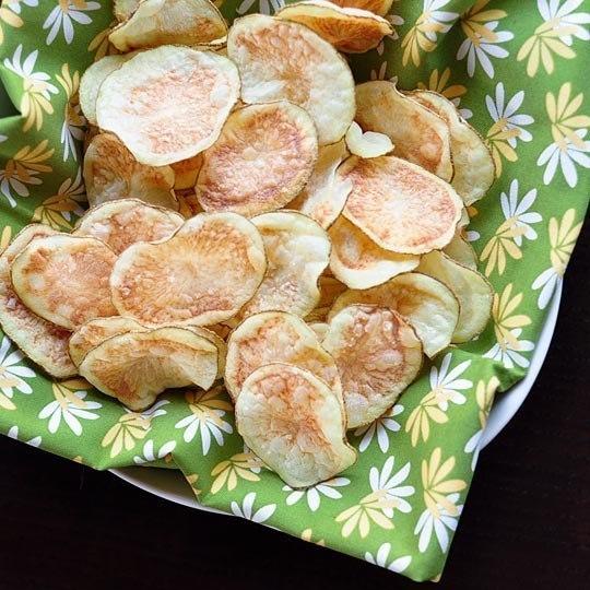 Готовка картофеля до готовности