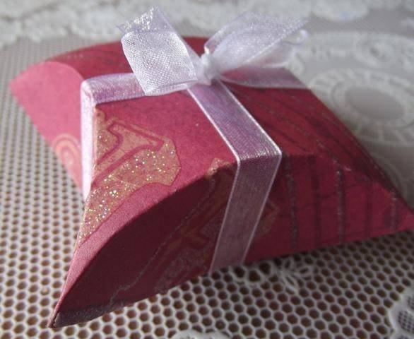 Коробочка для сладостей своими руками