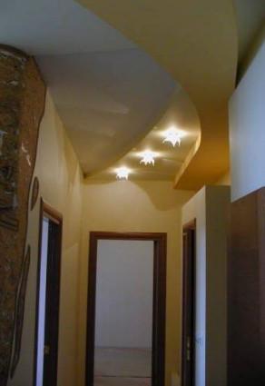 Как сделать подвесной потолок самому