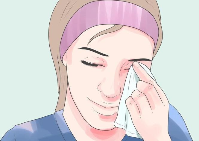 Народные средства для лечения ячменя на глазу