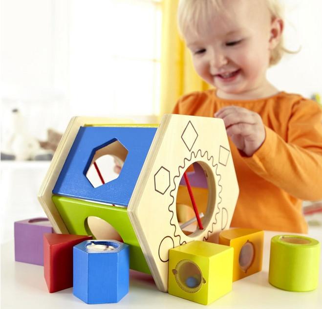 Игрушки для развития детской моторики