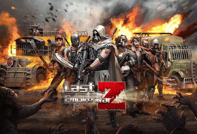 Логотип Игры Last Empire War Z